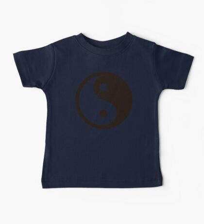yin yang surfer 2 Kids Clothes