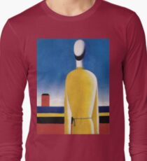 Kazemir Malevich - Half-Figure In Yellow Shirt T-Shirt