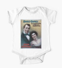 Performing Arts Posters Hurly Burly Extravaganza and Refined Vaudeville 0342 Kids Clothes