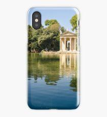 Villa Borghese gardens  iPhone Case/Skin