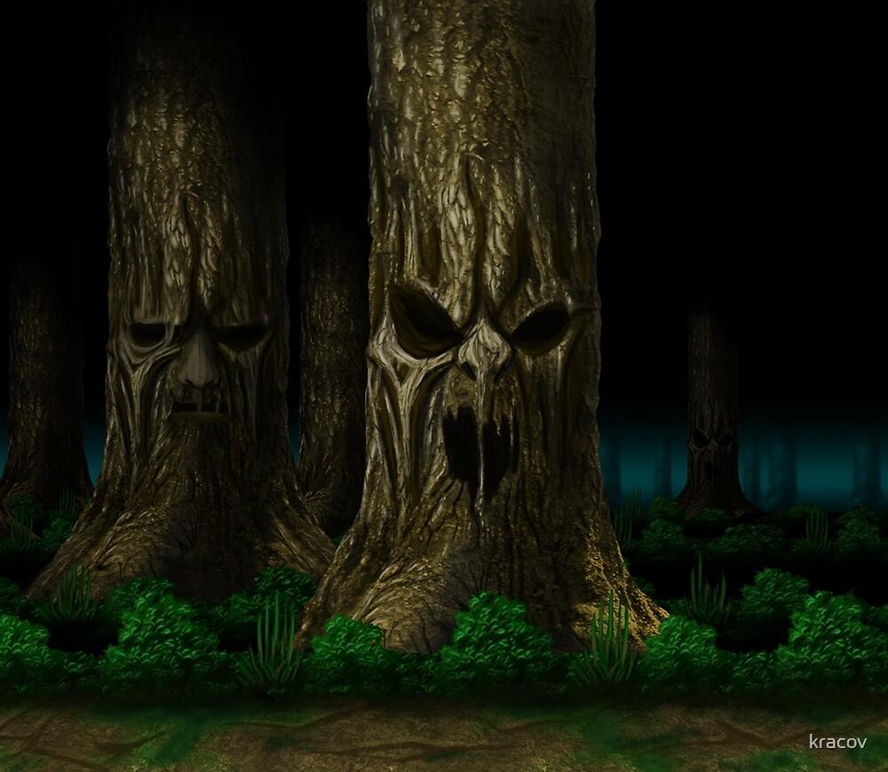 Mortal Kombat Living Forest by kracov