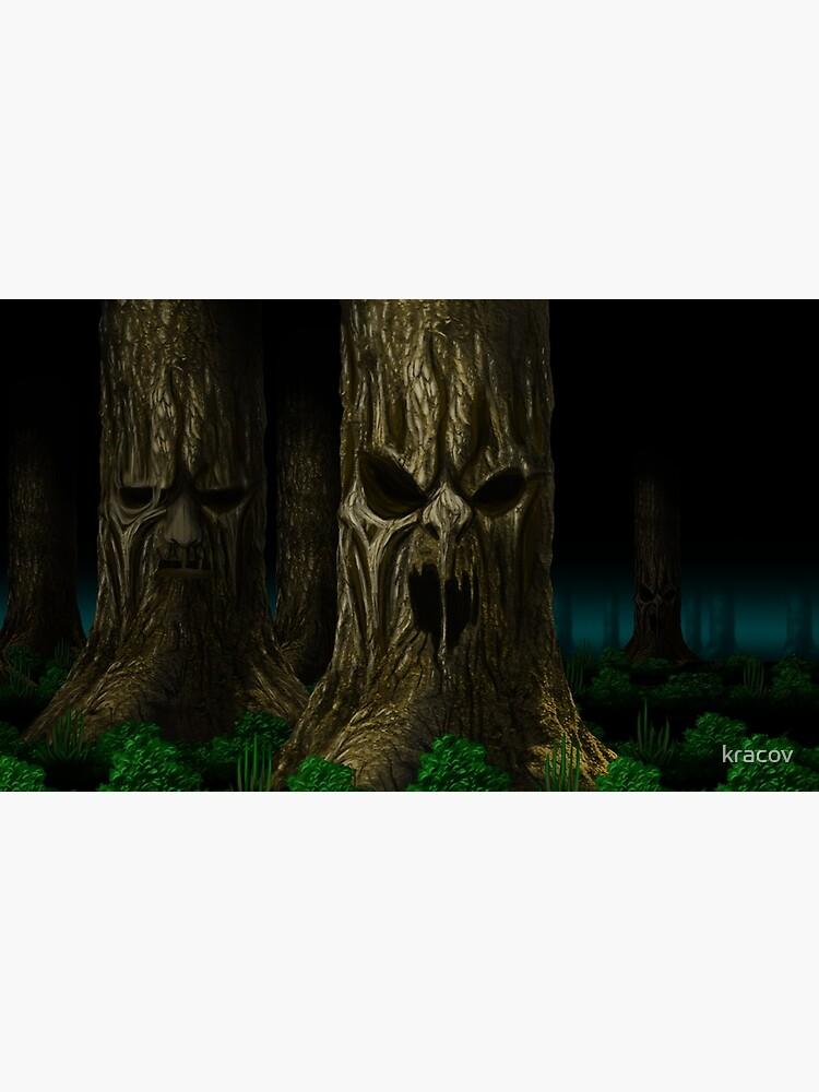 Mortal Kombat lebender Wald von kracov