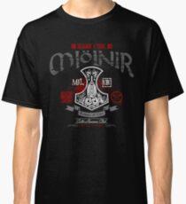 Hammer of Thor (Mjölnir) Classic T-Shirt