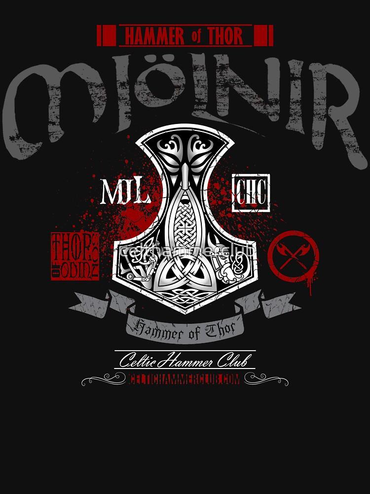Hammer of Thor (Mjölnir) by celthammerclub