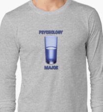 Psychology Major Long Sleeve T-Shirt