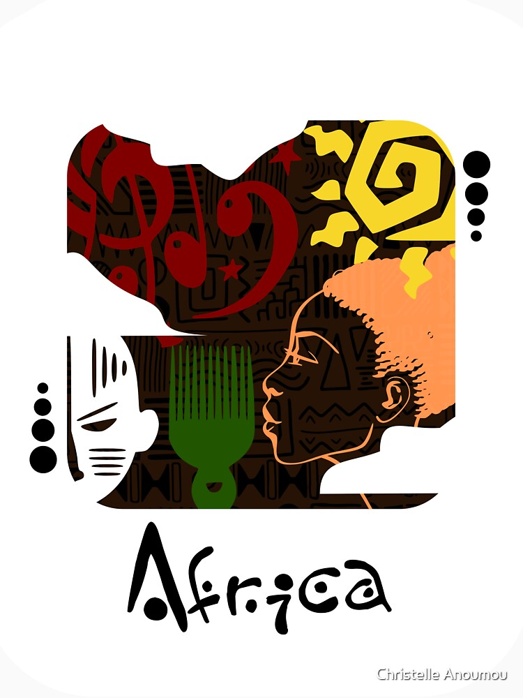 PictoYou World - Africa by PictoYou