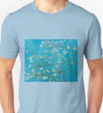 Vincent Van Gogh - Branches With Almond Blossom, 1890 T-Shirt