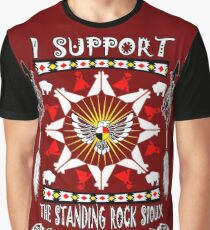 Support Standing Rock  Graphic T-Shirt