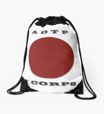 Army of the Potomac I Corps Emblem Drawstring Bag