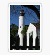 Key West Lighthouse Sticker