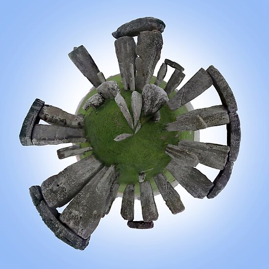 Planet Stonehenge by TJ Devadatta Best