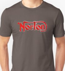 NORTON vintage Motorcycles England Unisex T-Shirt