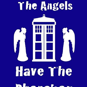 The Angels Have The Phonebox by thompson9290