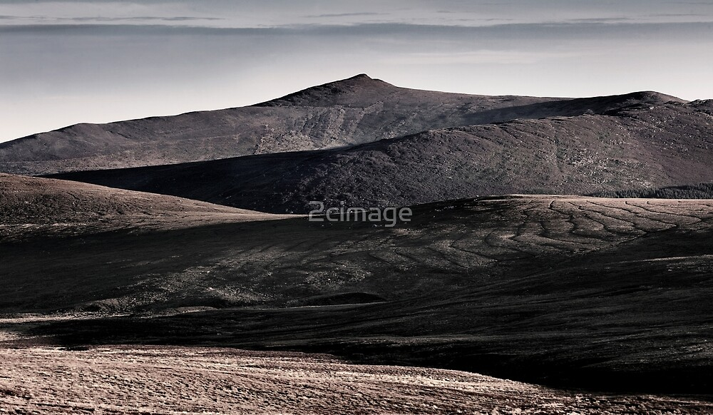 Sally Gap, Co Wicklow by 2cimage