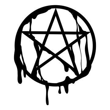 Pentagram by johanmarx