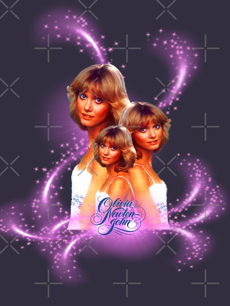 Olivia Newton-John - 70's  by retropopdisco