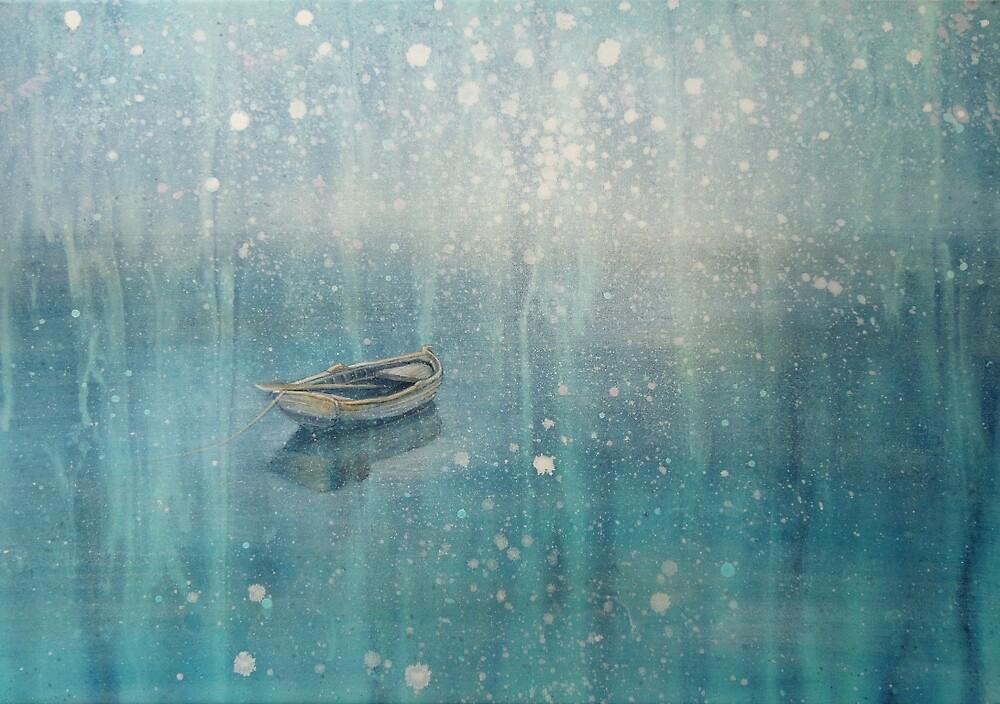 Silent Ocean ll by Ida Andersen Lang