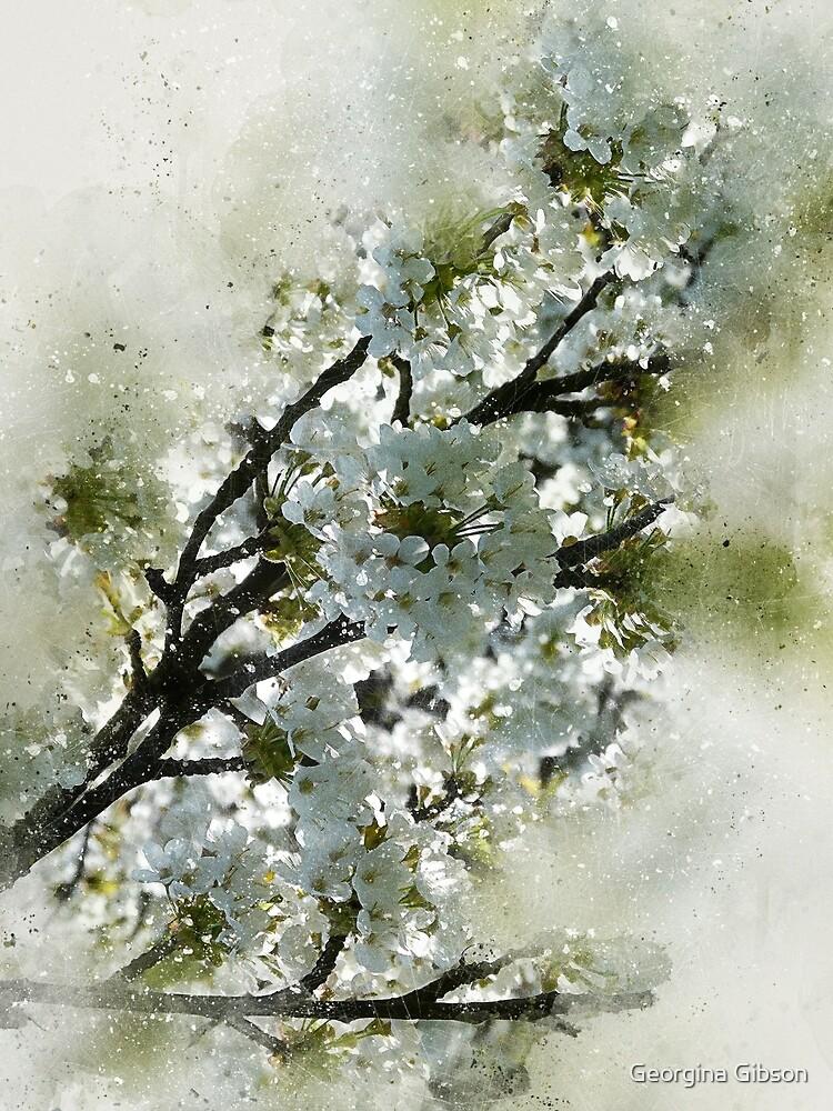 Blossom White by Georgina Gibson
