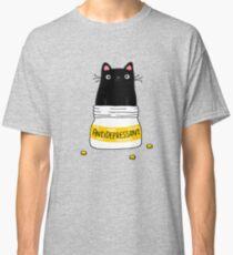 FUR ANTIDEPRESSANT Classic T-Shirt