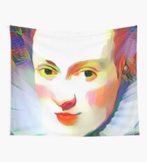 Historic Beauty Wall Tapestry