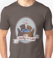 Otterly in Love uni Unisex T-Shirt