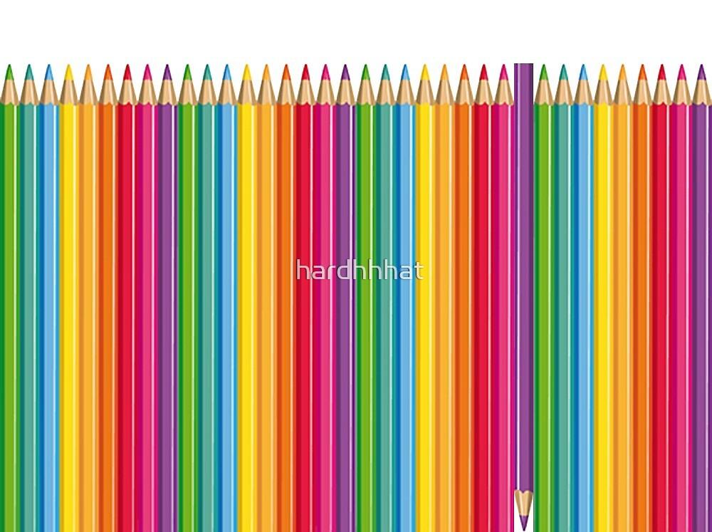OCD Pencil by hardhhhat