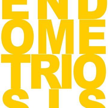 Endometriosis Awareness  by corgerz