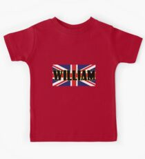 William (UK) Kids Tee