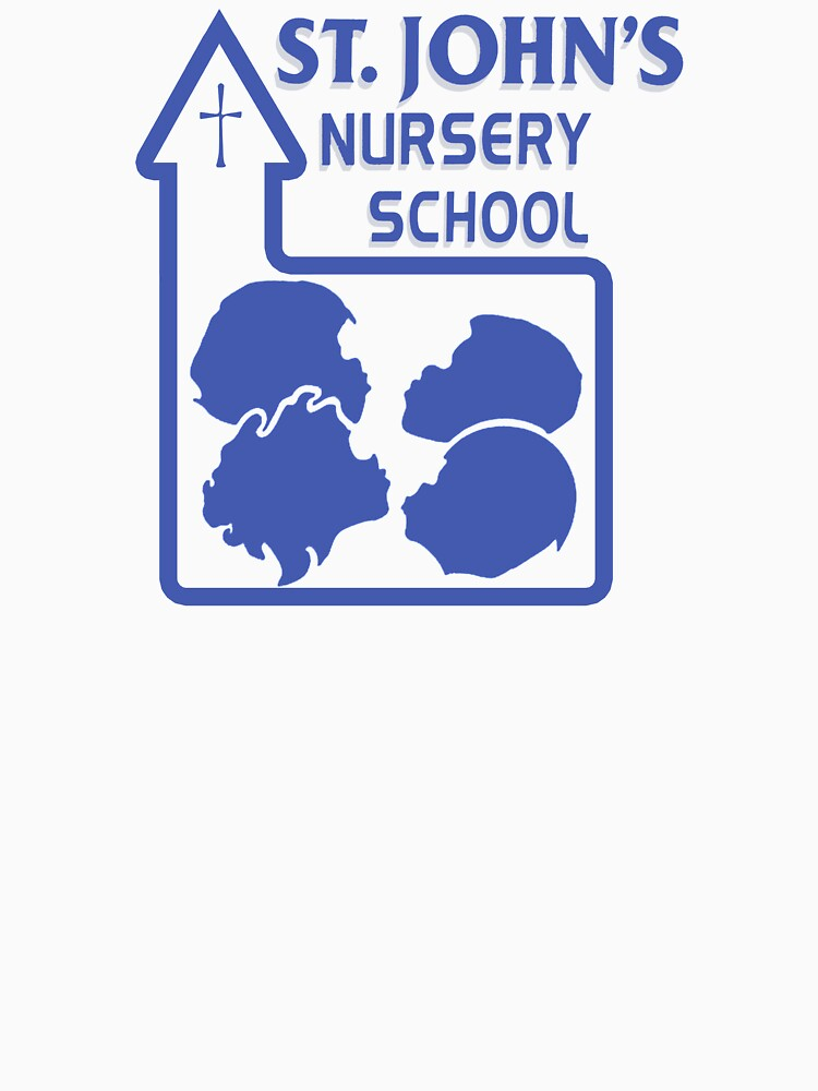 St. Johns blue logo by A-Game