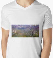 Claude Monet - Water Lilies (1915 - 1926)  T-Shirt