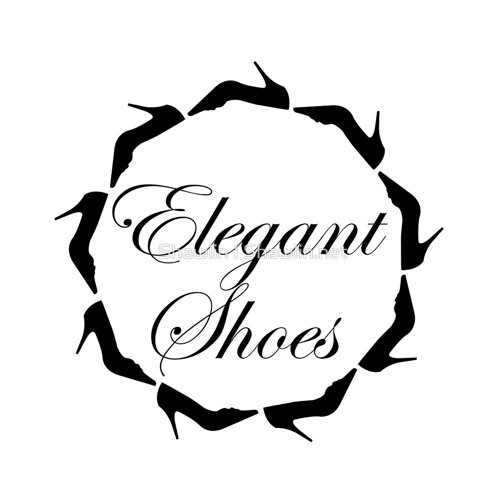 Elegant shoes  by Shawlin Mohd