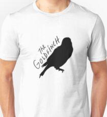 Camiseta unisex La silueta del jilguero