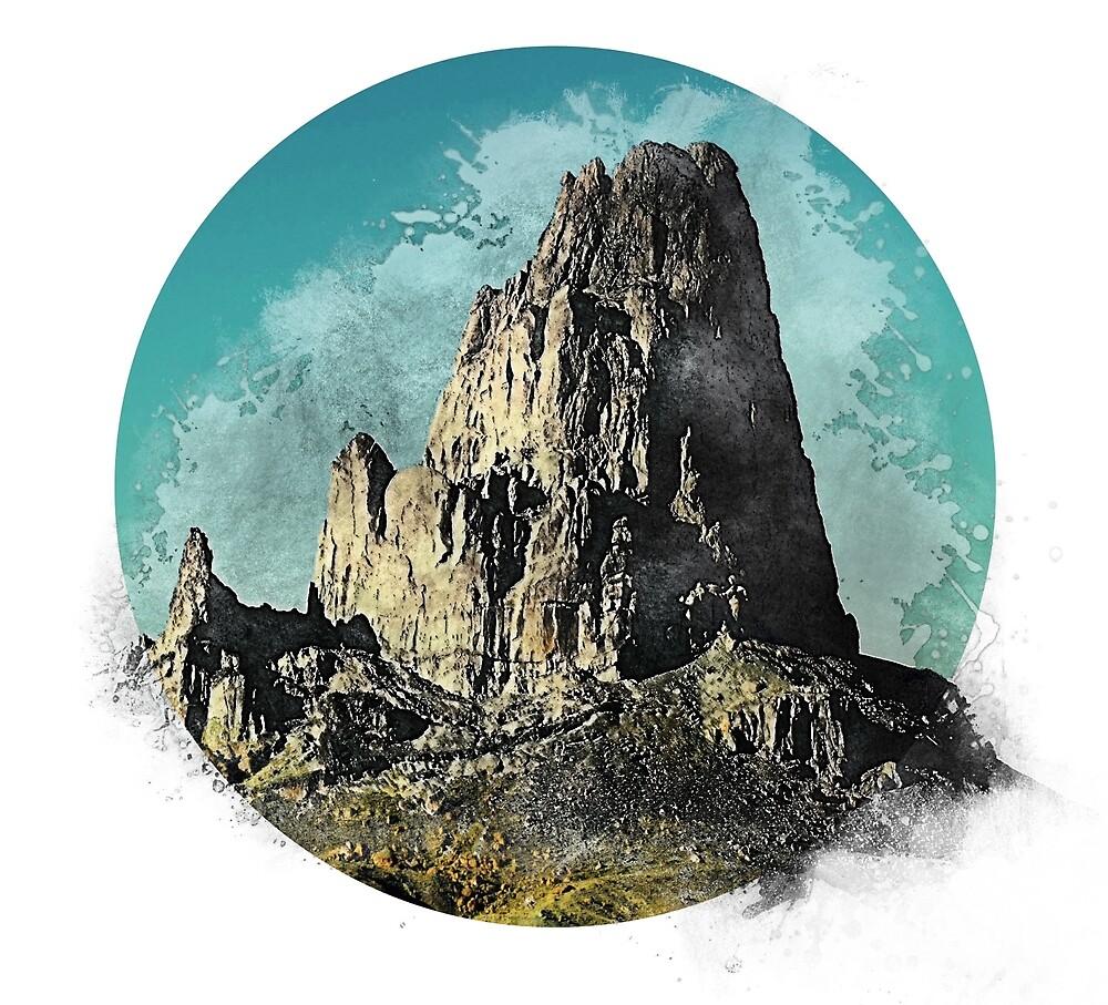 Mountain by Nordkindchen