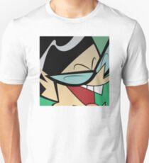 Mandark Halftone Unisex T-Shirt