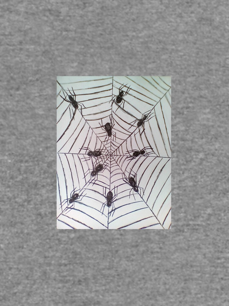 Spider web pattern by BlackSkull13