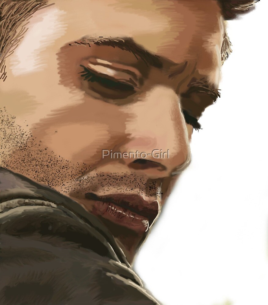 Dean Winchester by Pimento-Girl