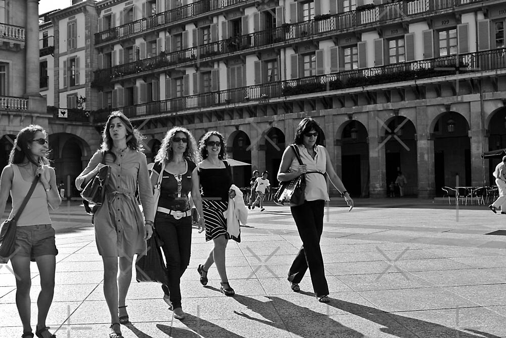 Ladies of San Sebastian by ansaharju