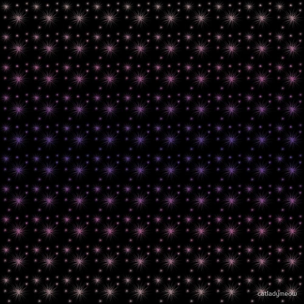 Star bursts by catladymeow