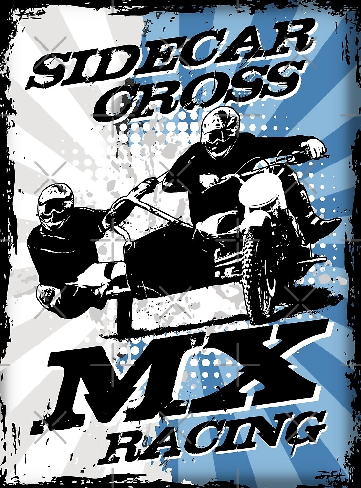 Sidecar Moto Cross by Port-Stevens