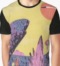 Alien Planet Graphic T-Shirt