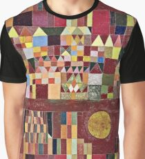 Paul Klee - Castle And Sun  Graphic T-Shirt