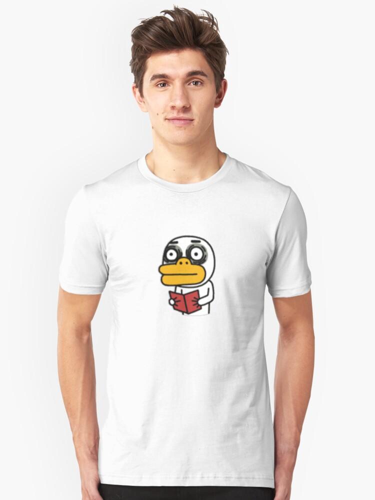 KakaoTalk Friends Tube (Shocked) Unisex T-Shirt Front