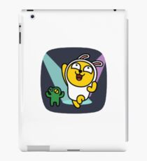KakaoTalk Friends Muzi & Con (Dancing) iPad Case/Skin
