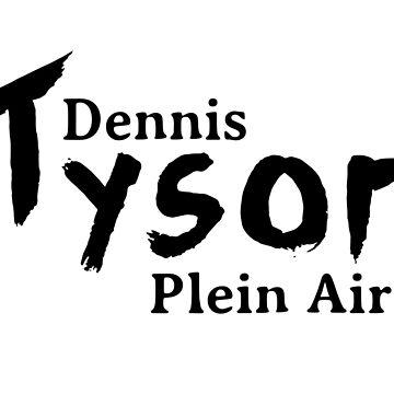 Dennis Tyson Plein Air Black by Maxdriver