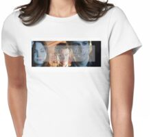 Doctor Who - Their Very Own Angel  Womens Fitted T-Shirt