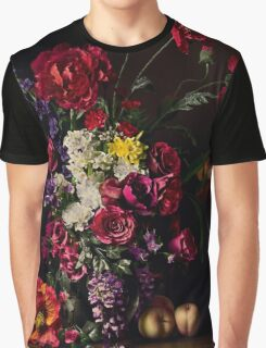 Rikard Osterlund's Flowers (Philosophy of Futility) Graphic T-Shirt