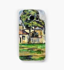 Paul Cezanne - Banks of the Marne (circa 1888)  Samsung Galaxy Case/Skin