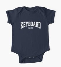 Keyboard Player One Piece - Short Sleeve