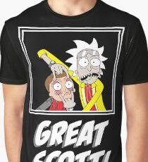 Great Scott! Graphic T-Shirt