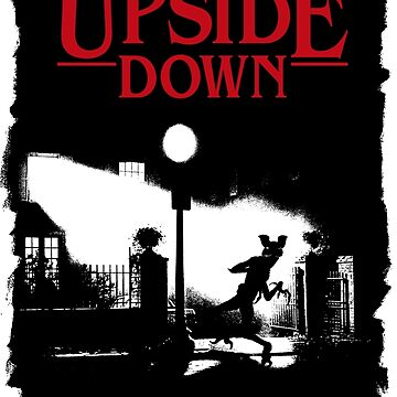 The Upside Down - Stranger Things by -Shiron-
